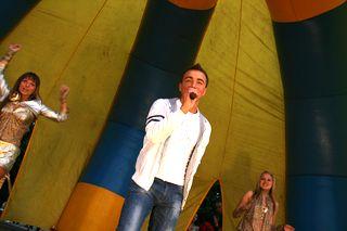День молодёжи-2009 (Камышлов)
