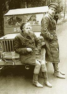 Серова и Симанов