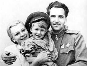 Серова и Симонов
