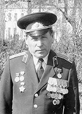Григорий Васильевич Бородин. Фото 1985 года.
