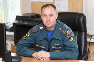 Тихон Иванович Карасёв.