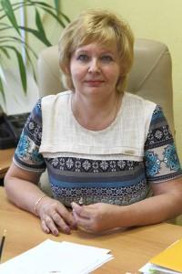 Ирина Владимировна Бунькова.