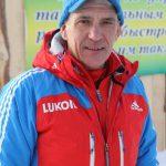 Директор детско-юношеской спортивной школы Камышловского района Николай Владимирович Белов, тренер-преподаватель по лыжным гонкам высшей категории.