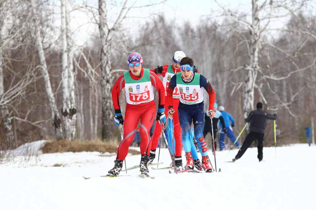 10 км. Юноши (возрастная группа 1999-2000 г.р.). № 155 – Данила Белов (районная ДЮСШ).