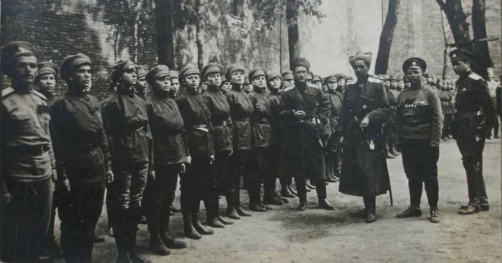 Июнь 1917