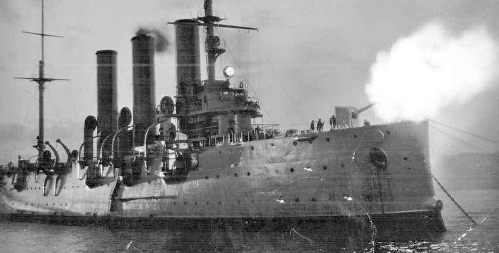 Октябрь 1917-го. Финальный выстрел