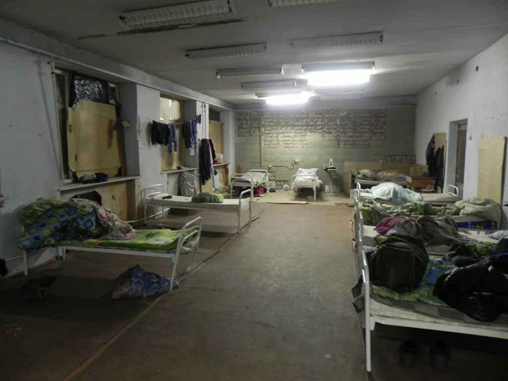На втором этаже – апартаменты сотрудников «предприятия».