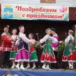 Один творческий коллектив сменял на сцене другой, а их в Зареченском сельском поселении немало. И каждый ярче и звонче другого!