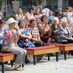 Все, кто пришёл на праздник, могли послушать концерт, встретиться с односельчанами, да и просто получить удовольствие от прекрасного августовского дня, солнца, праздника и общения друг с другом.