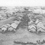 Так выглядела центральная Торговая площадь Камышлова в начале XX века. Автор фото неизвестен.