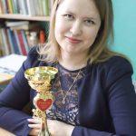 Анастасия Широкова, преподаватель русского языка и литературы школы № 58 – «Учитель года-2019».