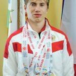 Антон Упоров – абсолютный чемпион по пауэрлифтингу на Всемирных летних играх специальной Олимпиады 2019 года в Абу-Даби.