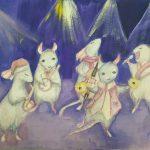 Рисунок Марии Кузнецовой, 8-й класс, школа № 3.