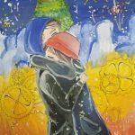 Рисунок Анны Мокрушиной, 8-й класс, школа № 1.