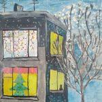 Рисунок Анастасии Гуриной, 6-й класс, школа № 6.
