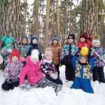 Замыкает фотогалерею «Зимних забав» Анна Афонасьева из Камышлова: «Весело отдыхают на природе ре-бята старшей группы детского сада № 92!».