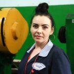 Штамповщик цеха Анастасия Михайловна Осинцева пришла работать на ЭТЗ в 2018 году и с первых дней зарекомендовала себя как ответственный работник. Всегда стремится выполнить сменное задание, не считаясь с личным временем.