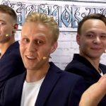 Прямой эфир из ЦКиД ведут Денис Корнилов, Михаил Кунгурцев и Максим Власов.