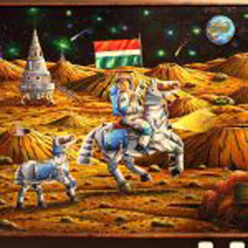 Первому татарскому космонавту Роберту Габитову посвящается.