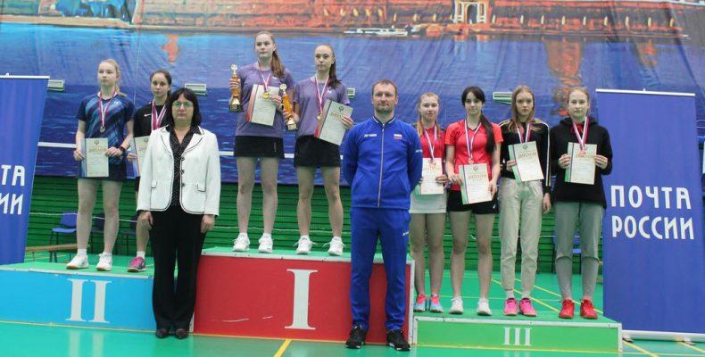 В числе призёров