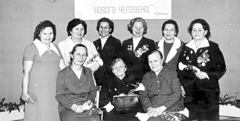 Женские лица Победы