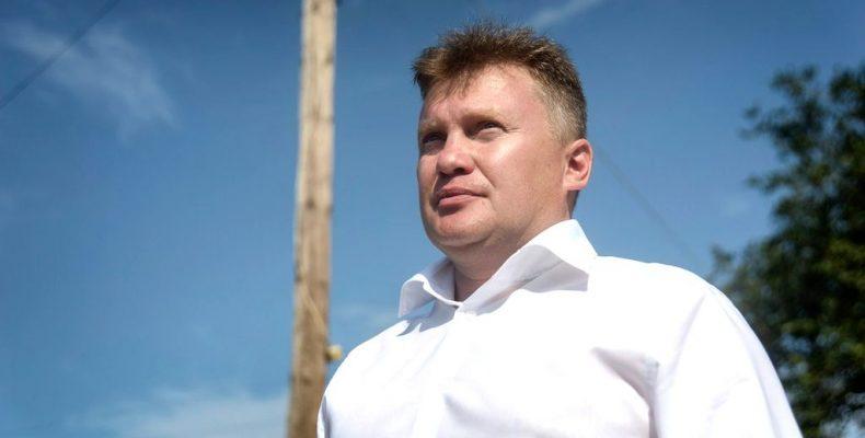 Исполняющем обязанности главы стал Алексей Половников