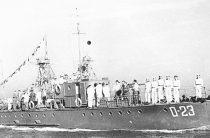 Каспийская военная флотилия: прикрытие и оборона