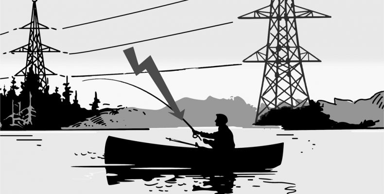 Рыбалка  со смертельным исходом