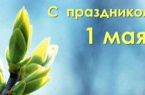 Уважаемые камышловцы, поздравляем вас с первым майским днём!