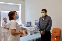 Усиление больниц региона
