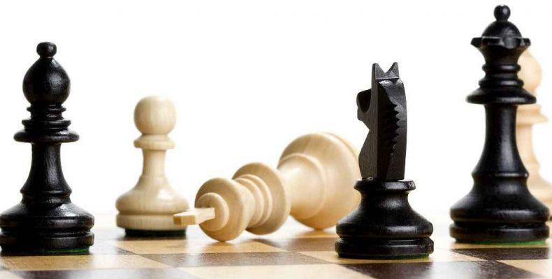 Шах, пат и мат