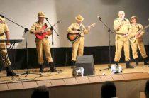 Для камышловских афганцев спела группа «Контингент»