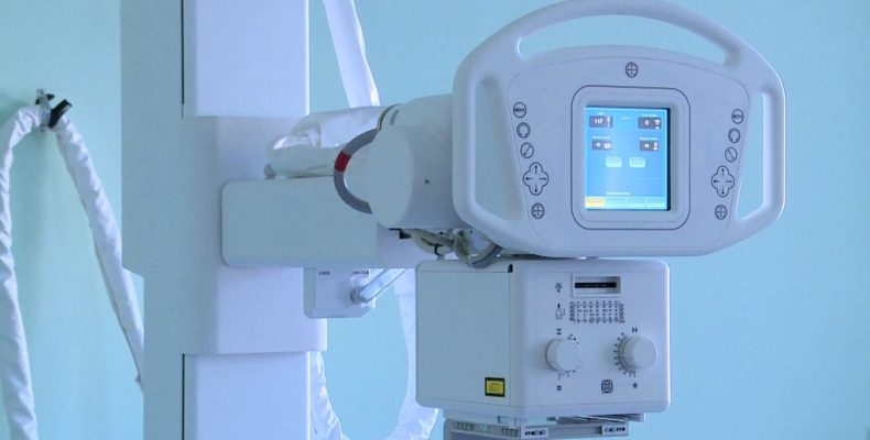Новый рентген-аппарат