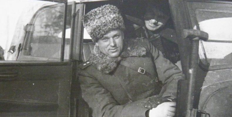 Рокоссовский в Камышлове?