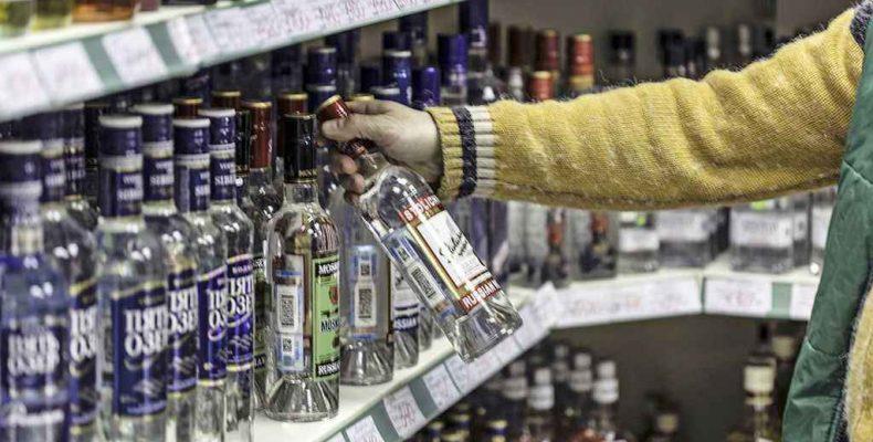 Алкоголь продавать с 21 года?