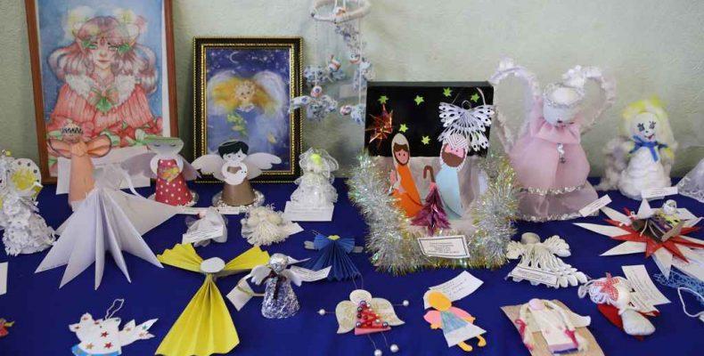 Ангелы и открытки