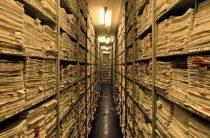 Архивы молчат