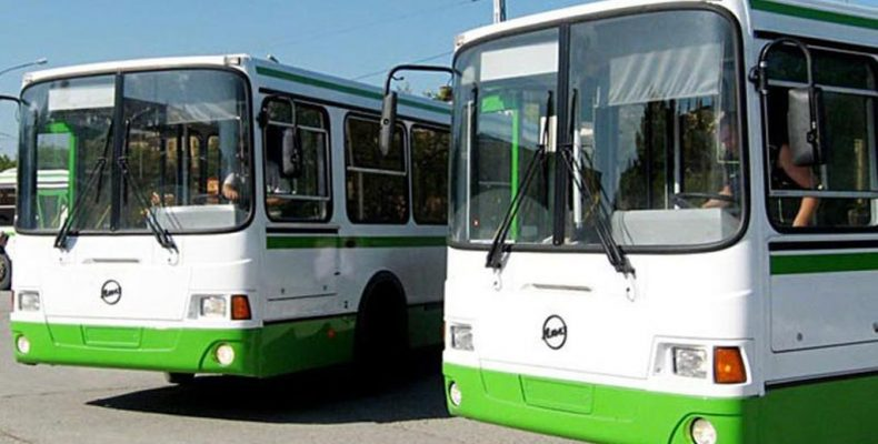 Расписание движения автобусов на праздничные дни