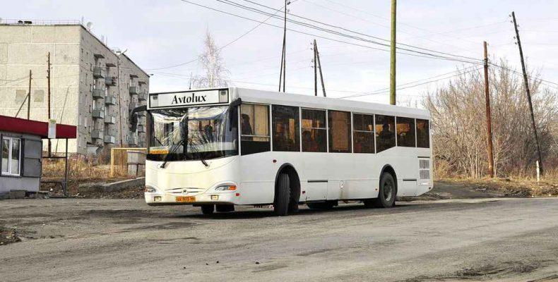 Обновлённое расписание автобусов