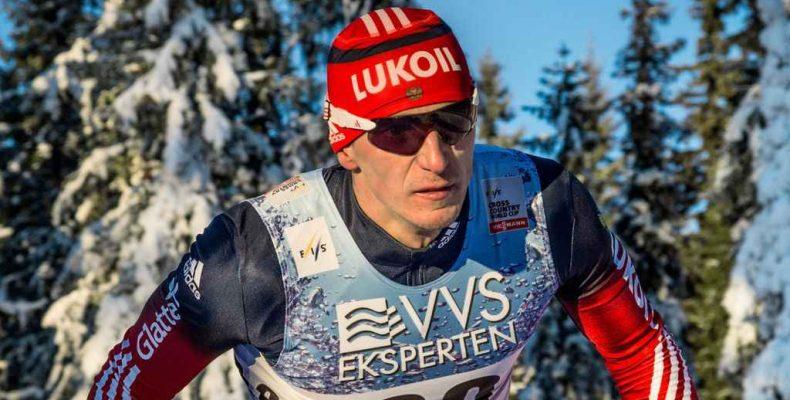 Евгений Белов – победитель этапа кубка мира