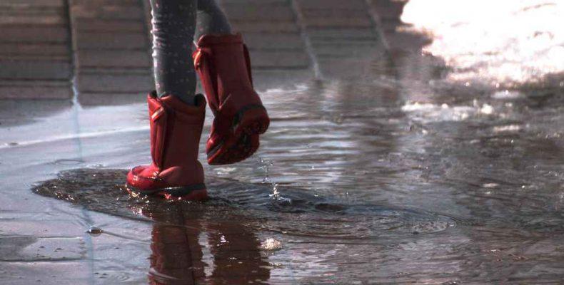 На случай проливного дождя