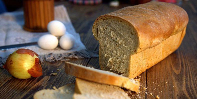 «Не погуляем, так поедим!». Ржаной хлеб