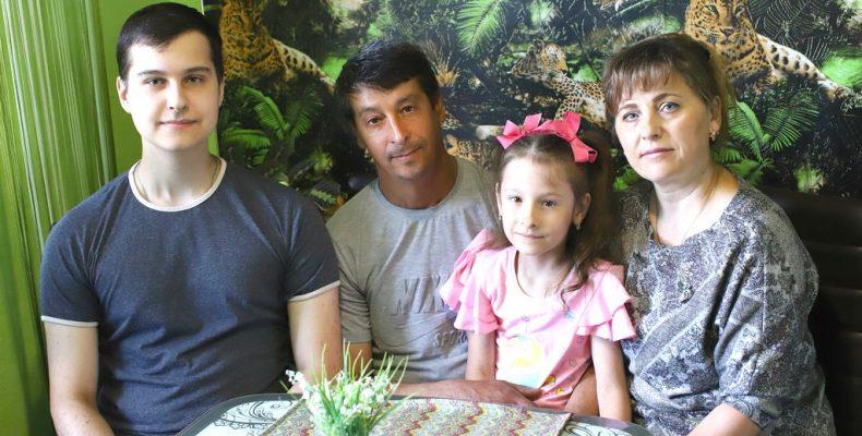 Два сыночка и лапочка дочка