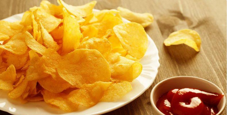Картофельный хрум