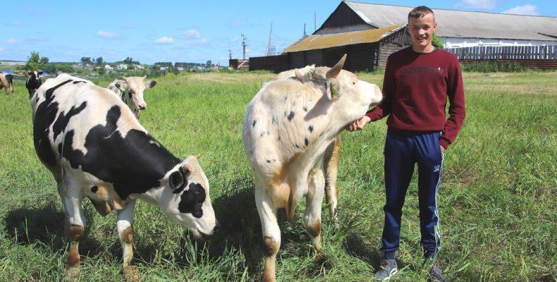 Трудностей бояться – в фермеры не ходить