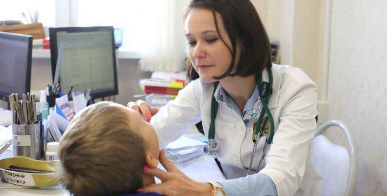 В Камышлове дефицит докторов