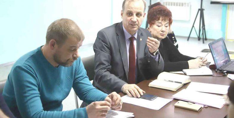 Депутаты района посетили «Масляны»