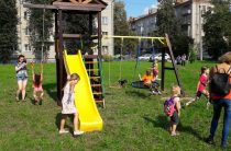 Содержание детских площадок. Кто в ответе?