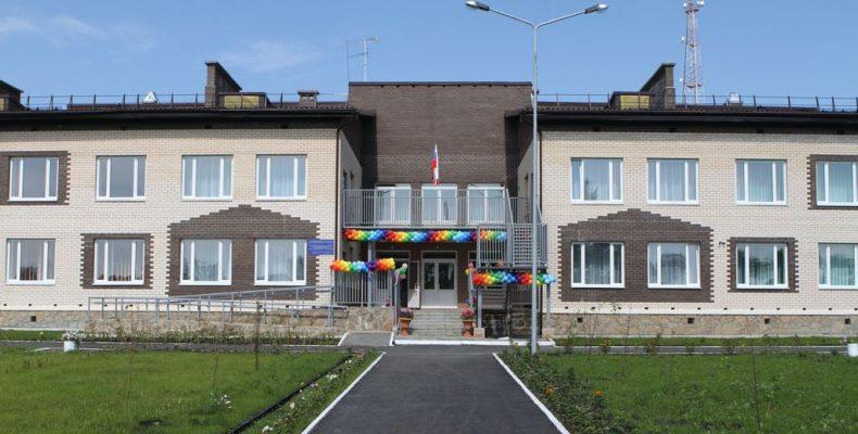 В новом детском саду – новый центр
