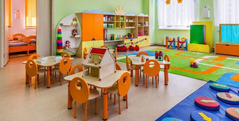 Открывают детские сады
